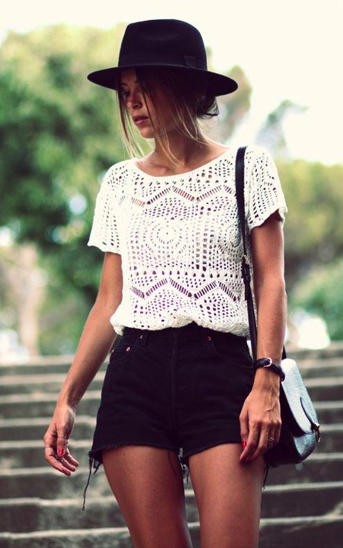 Crochet top 2