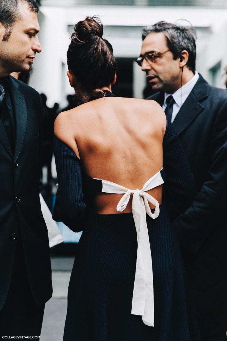 MFW-Milan_Fashion_Week-Spring_Summer_2016-Street_Style-Say_Cheese-Giovanna_Battaglia-Open_Back_Dress-Loafers--790x1185